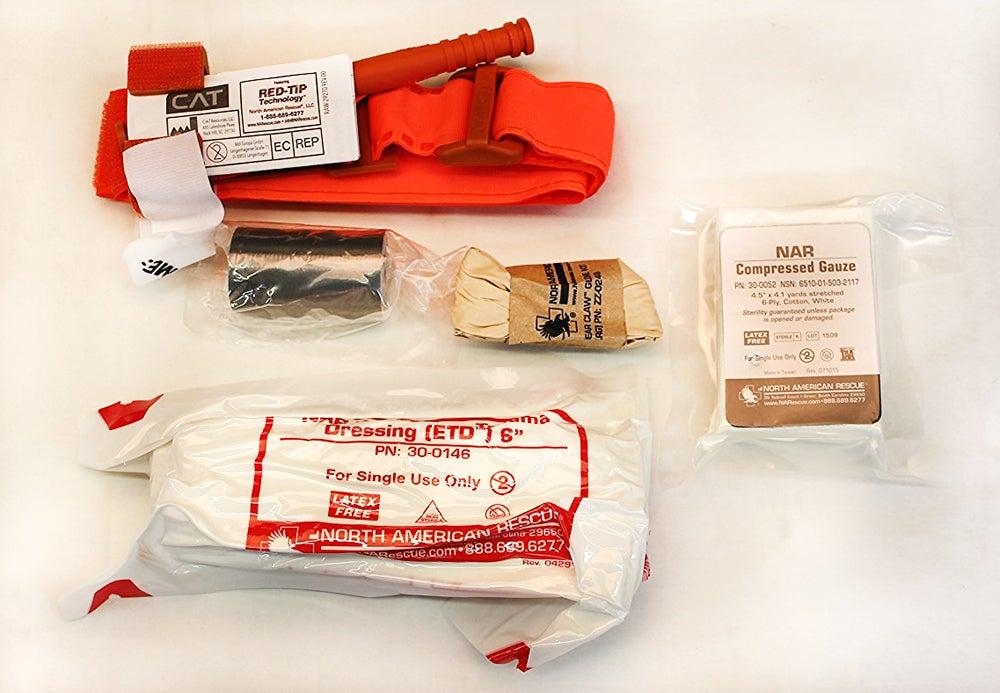 North American Rescue Civilian Trauma Kit