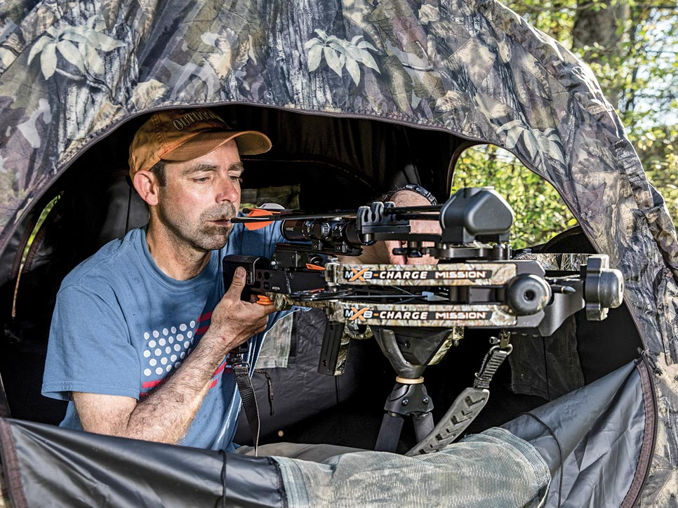 Hunting, Hunting Gear and Accessories, Bowhunting, Tony Hansen, crossbows, Gear, mission mxb