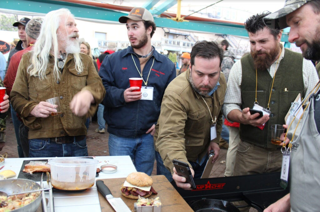 backcountry cook off