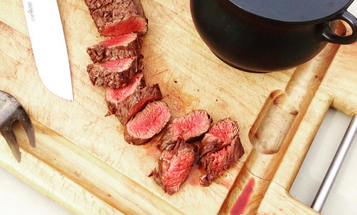 """Outdoor Life's New """"Cast-Iron Chef"""" Wild Game Blog Will Make You a Better Butcher and Cook"""