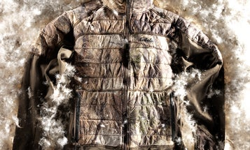 Gear Repair: How to Revive a Down Jacket