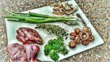 partridge recipe