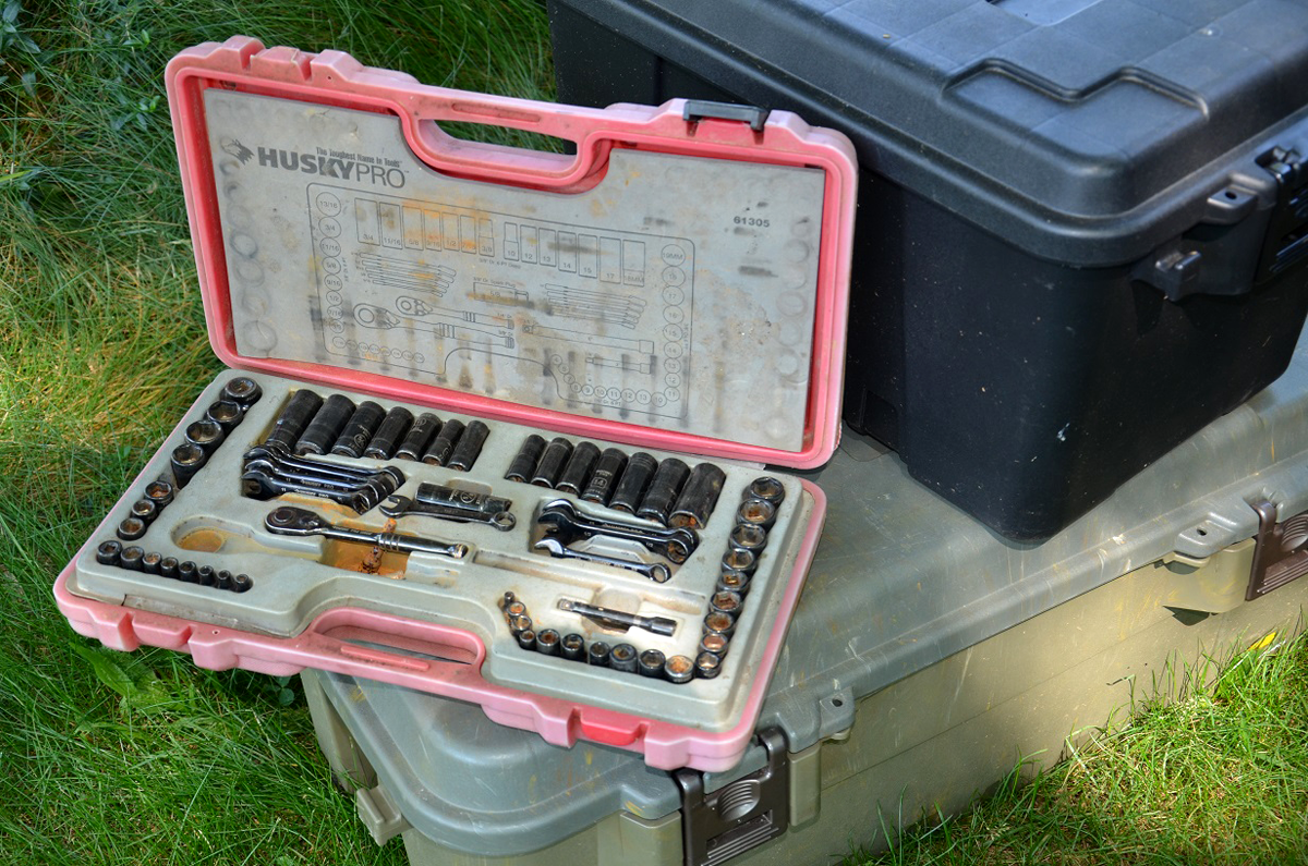 emergency auto shop tools
