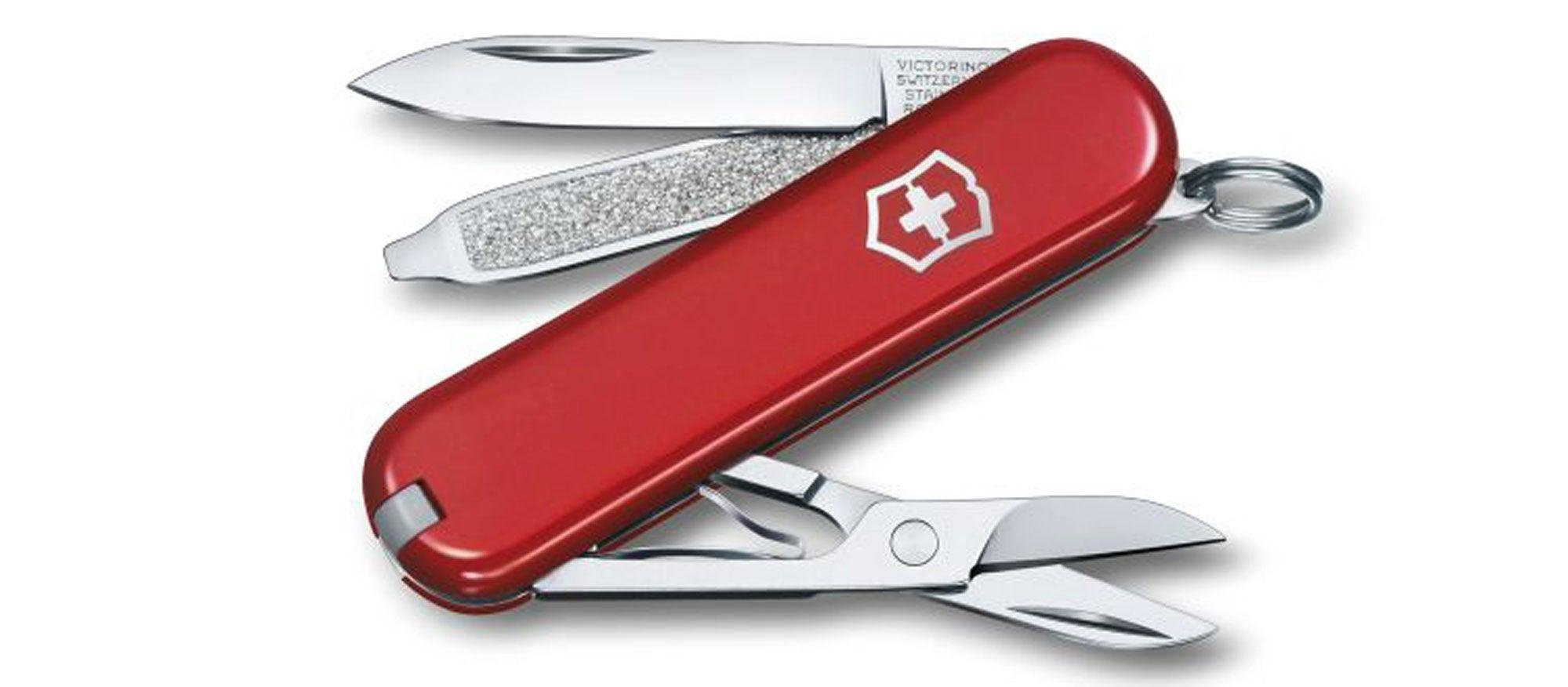 victorinox mini swiss army knife