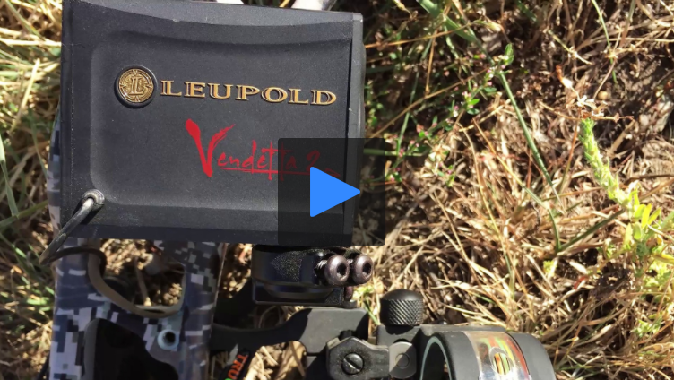 Leupold Vendetta 2 Bow-Mounted Rangefinder