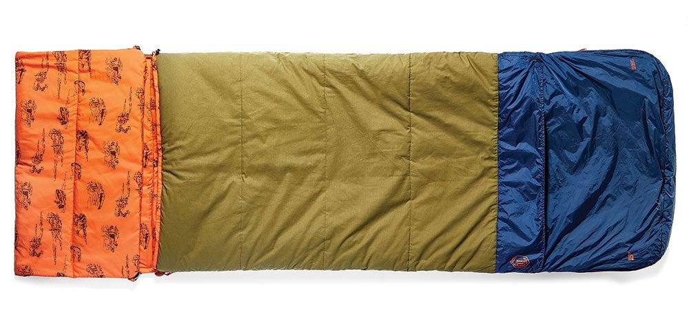 OL Guide Life Bedroll Sleeping Bags