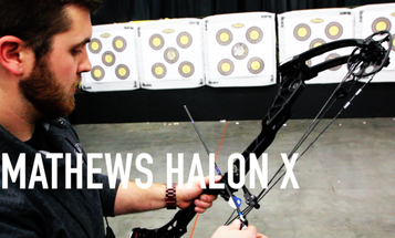 First Look: New Mathews Halon Bow