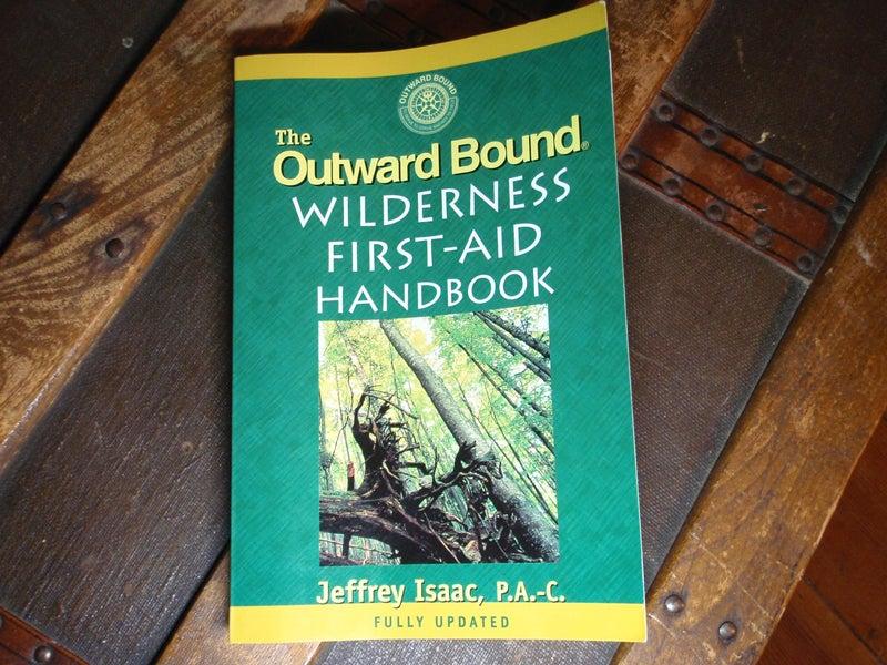 Outward Bound Wilderness First-Aid Handbook