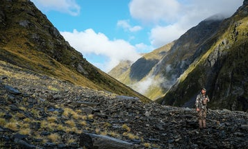 Free-Range New Zealand Hunting: An Adventure in Middle Earth