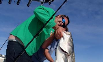Fishing Tips: 3 Rules for Netting Big Fish
