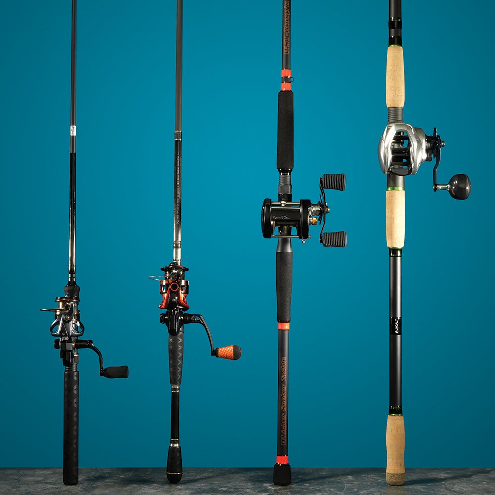 best fishing rod and reel combo 2018