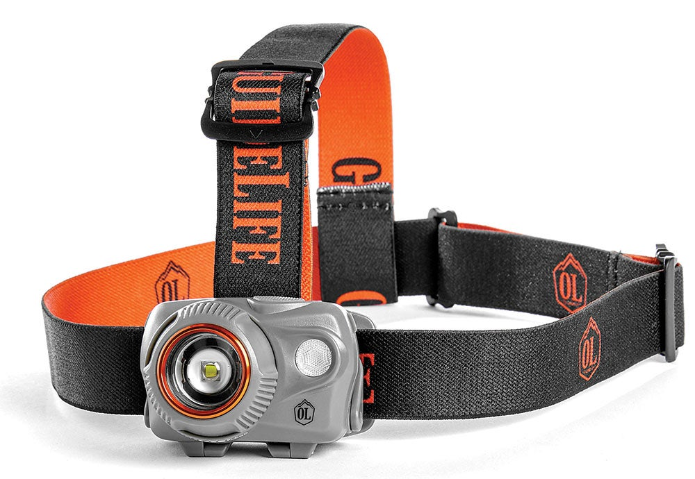OL Guide Life Timber Trail Headlamp
