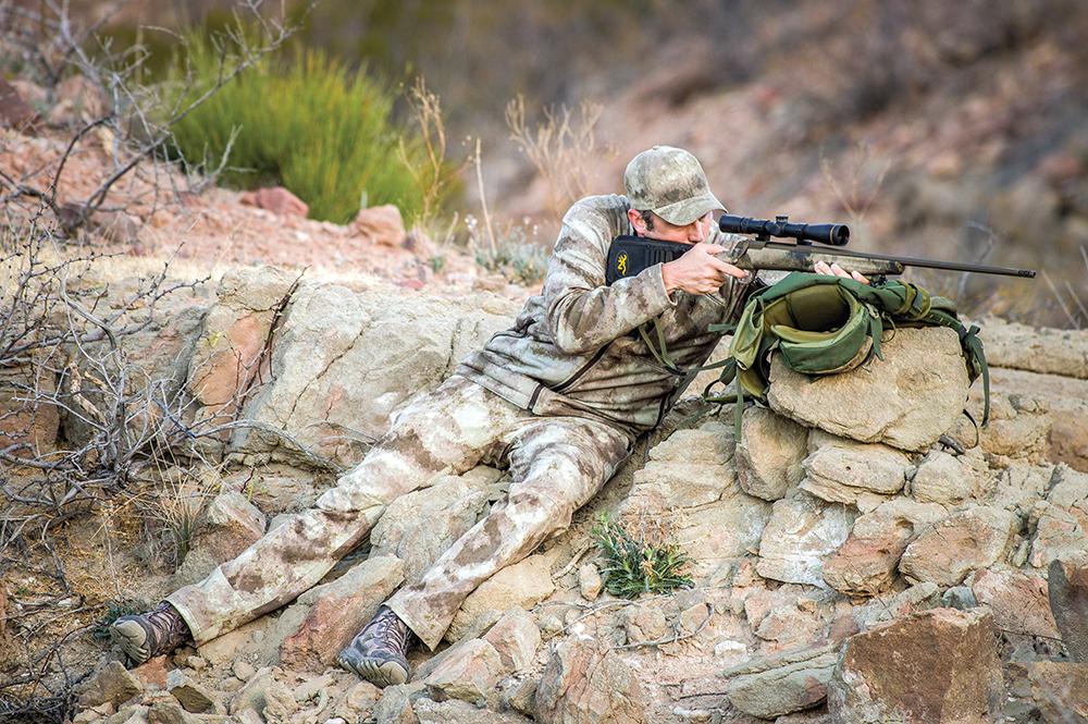rifle shooting drills
