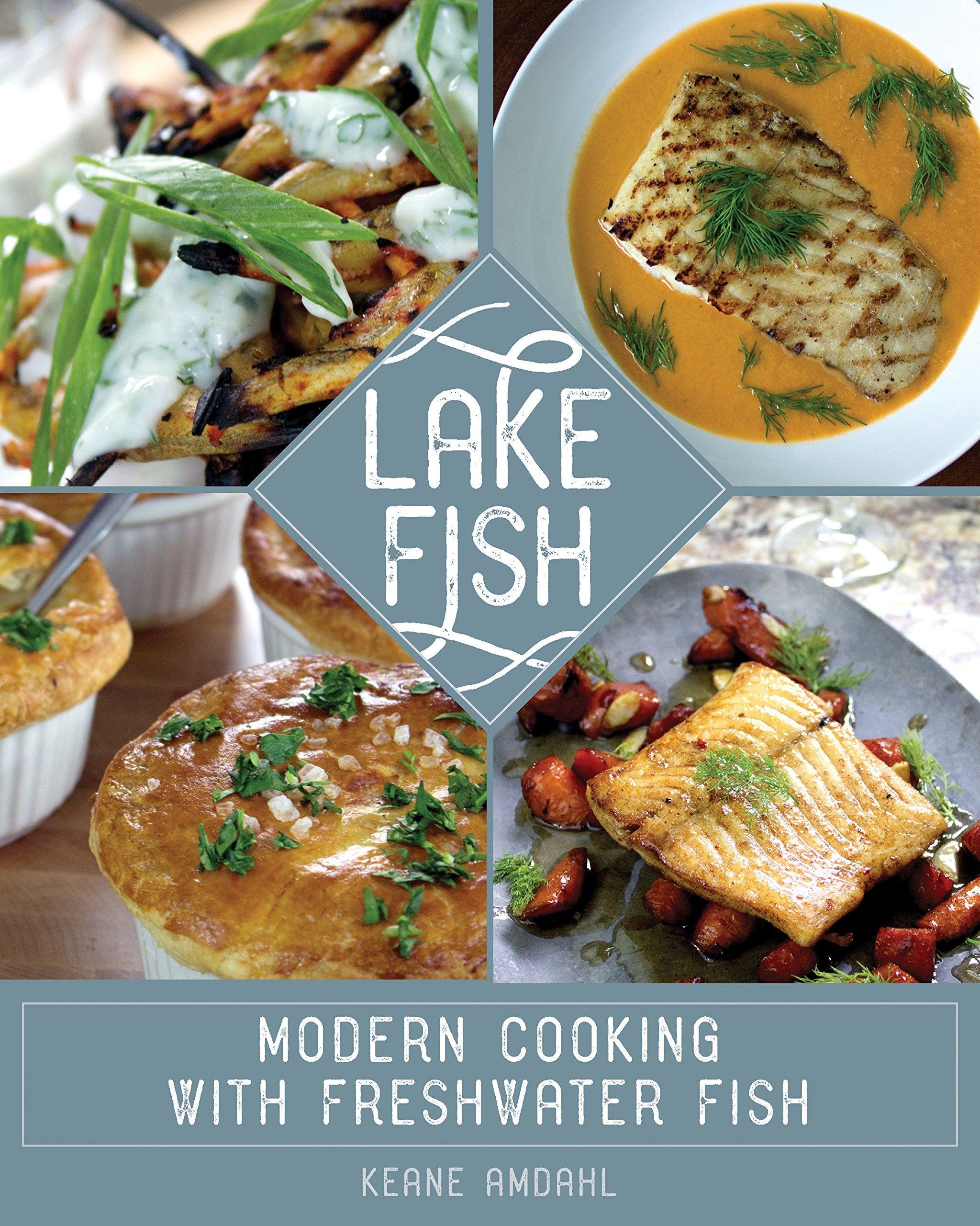 lake fish wild cookbook