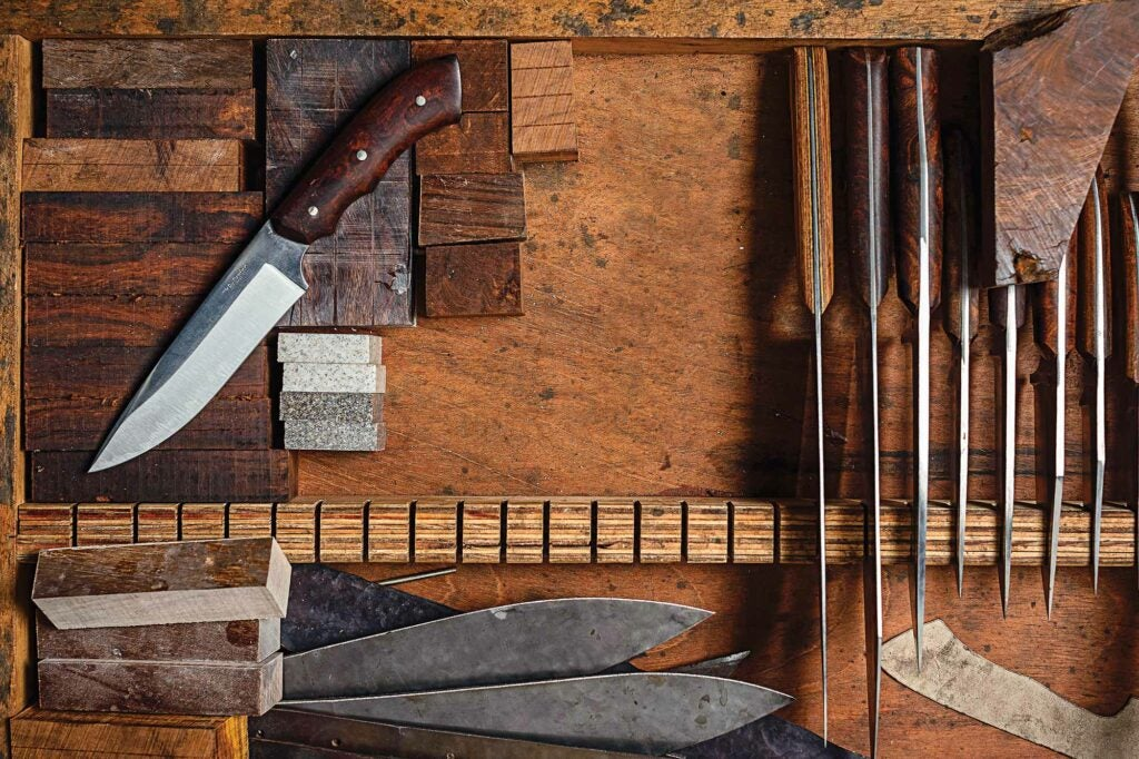 carter cutlery knife crafting
