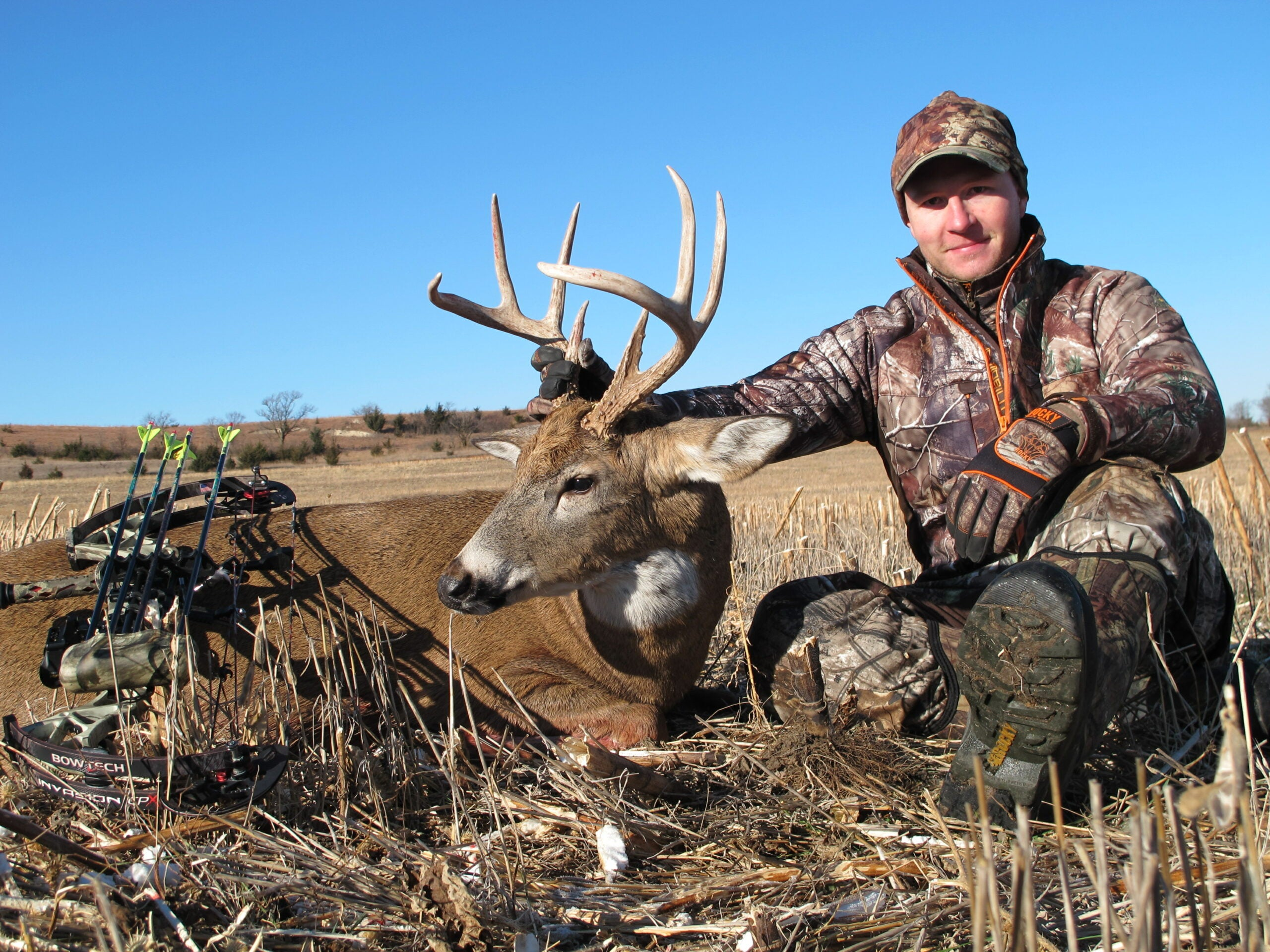 Deer Hunting: 3 Treestand Tricks for More Bowhunting Success