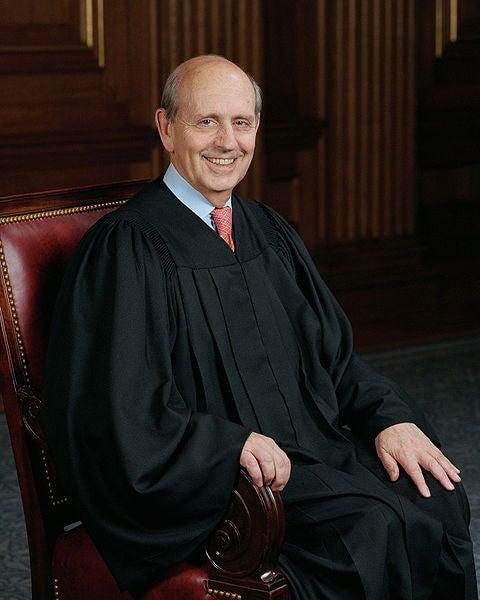 Breyer's Curious Interpretation of the 2nd Amendment