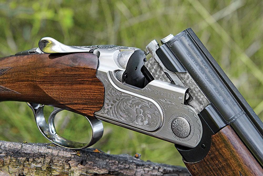 Beretta 690 Field I Lockup