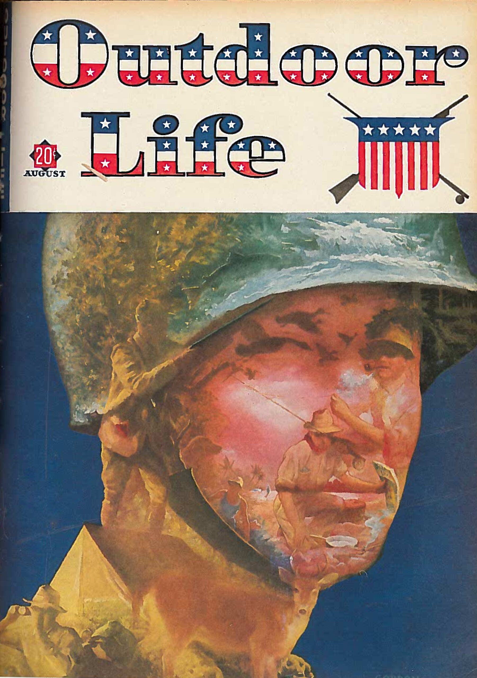 Reader Letter: My Favorite Outdoor Life Cover, August 1942