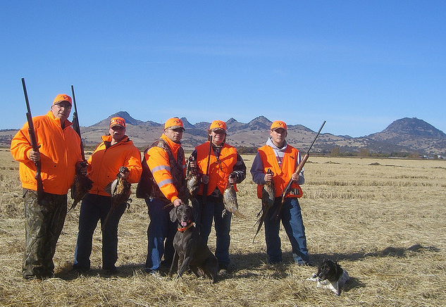 Make Hunting and Fishing Your Right