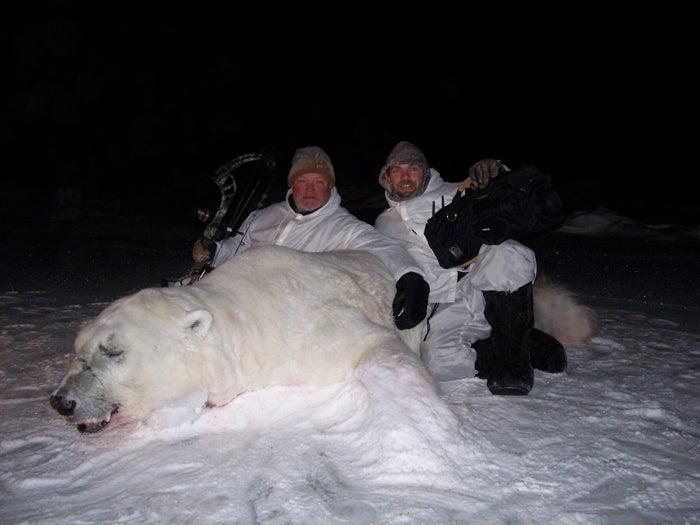 Polar Bear Bowhunt