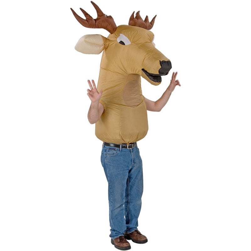 httpswww.outdoorlife.comsitesoutdoorlife.comfilesimport2014importImage2009photo7oversized-inflatable-deer-head-costume-1.jpg