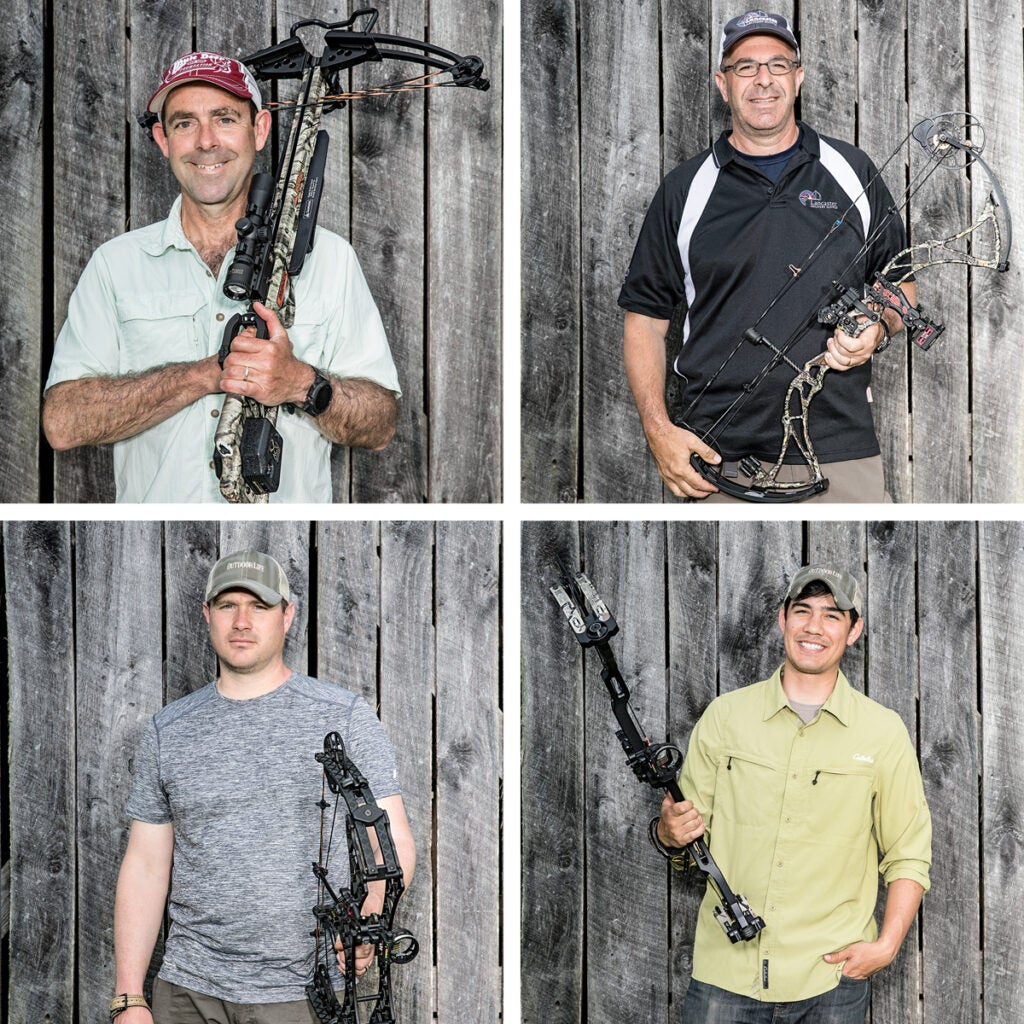 outdoor life test team panel bowhunting