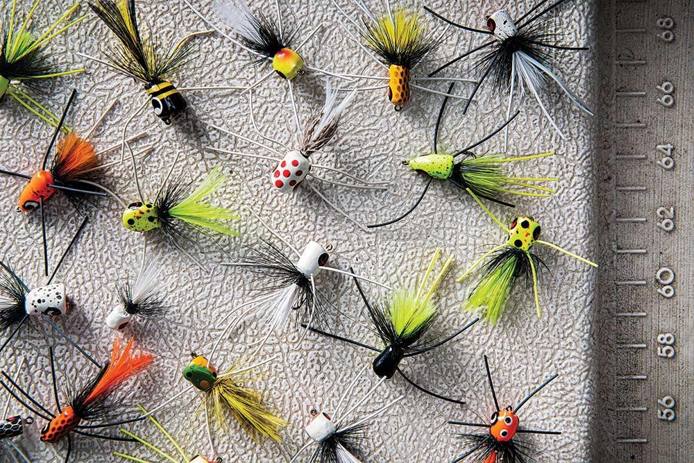 bluegill tiny bug flys