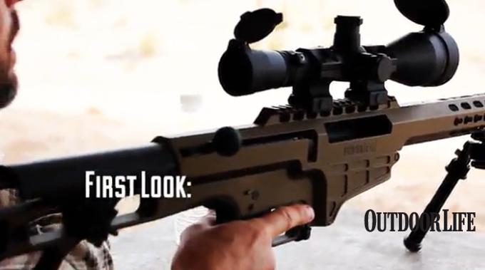 New Hunting Rifle: Barrett 98B