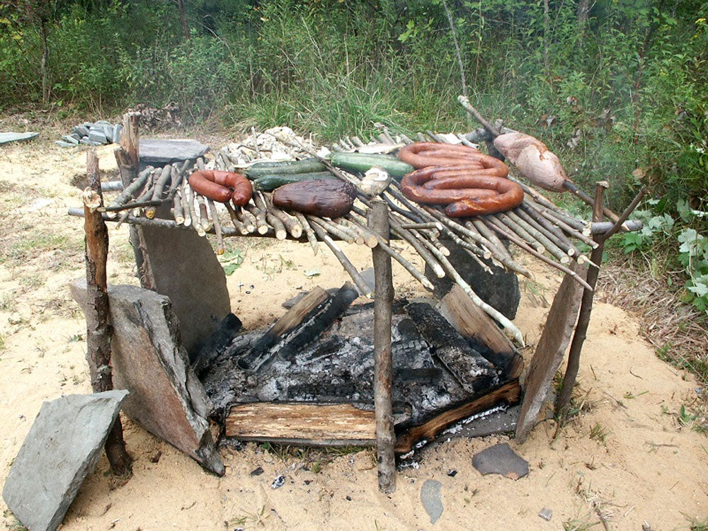 Backcountry Grilling
