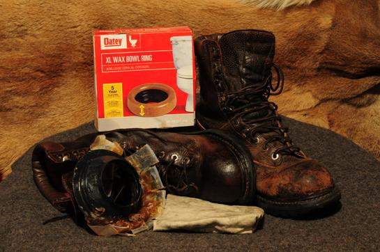 Waterproofing Your Leather Hunting Boots for the Price of Laces