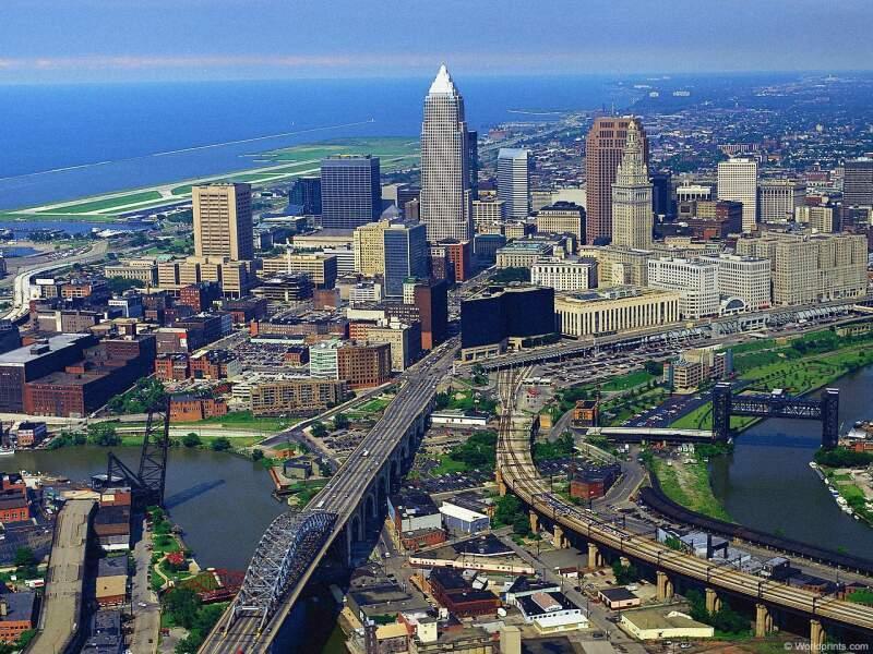 Cleveland suburb bans gun, ammo sales