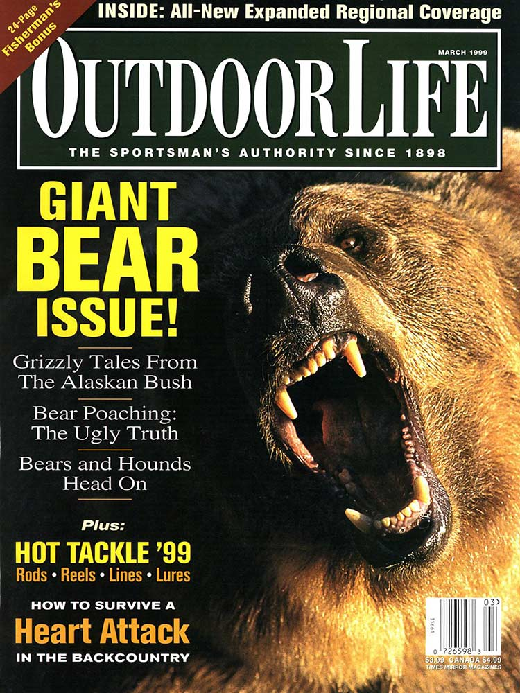 March 1999 Cover of Outdoor Life