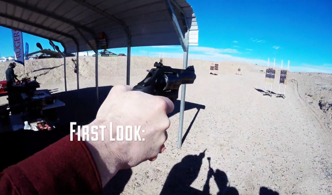New Revolver: First Look at the Ruger LCRX