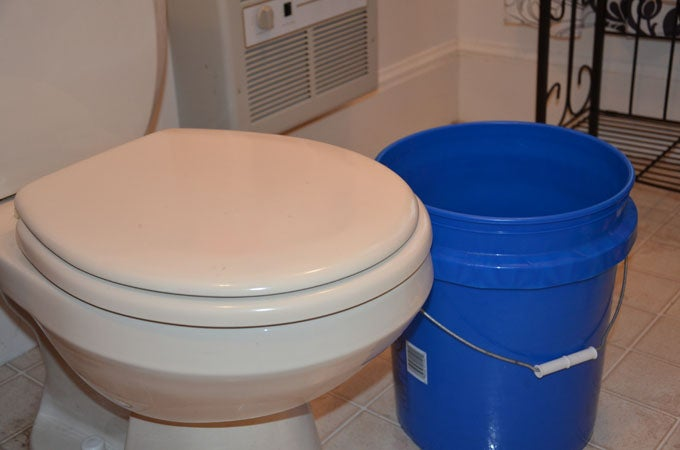 Survival Skills: 5 Reasons to Stash 5-Gallon Buckets Of Water