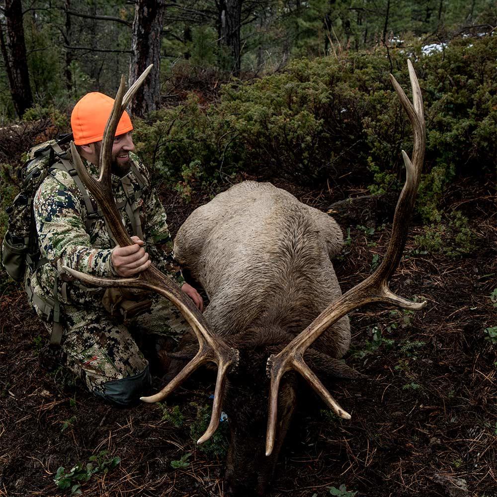 sam soholt open country bus tom elk hunting