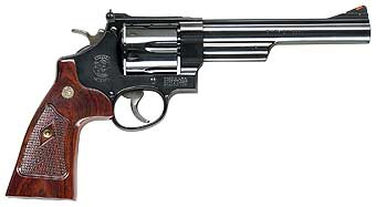 Smith & Wesson Model 29 Classic (blued) .44 Magnum (6.5-inch barrel, in presentation case)