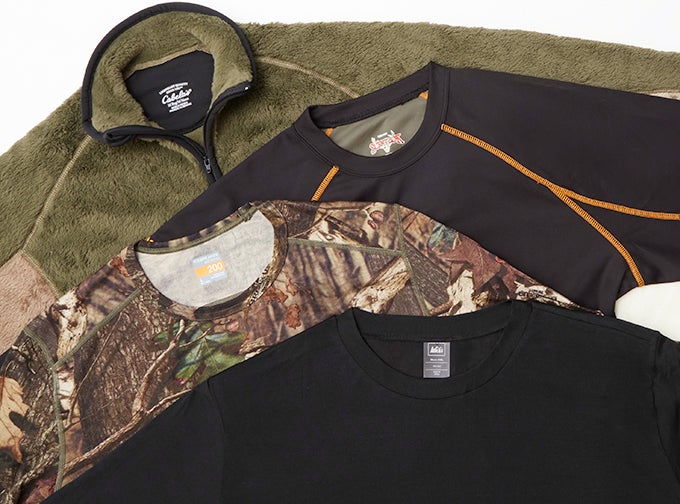 Ask the Experts: Understanding Base Layers for Hunting