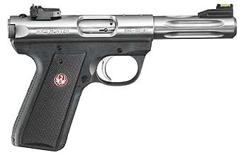Ruger Model 10121 Stainless Steel .22