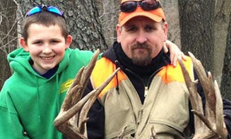 Monster Illinois Buck Scores 220, Almost a County Record