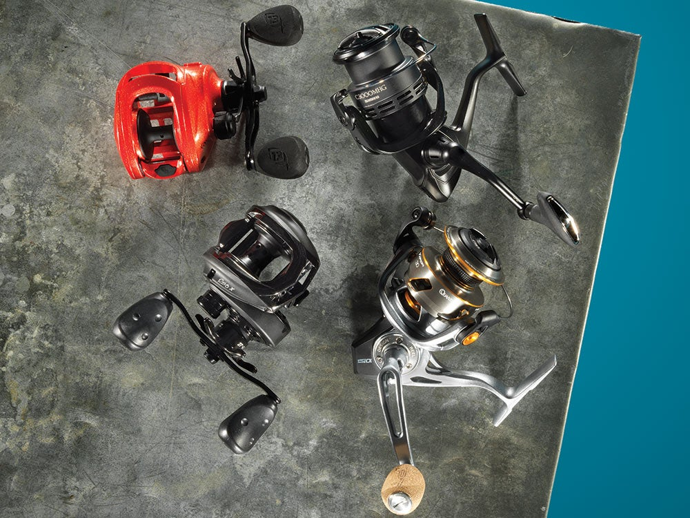 best fishing rods and reels