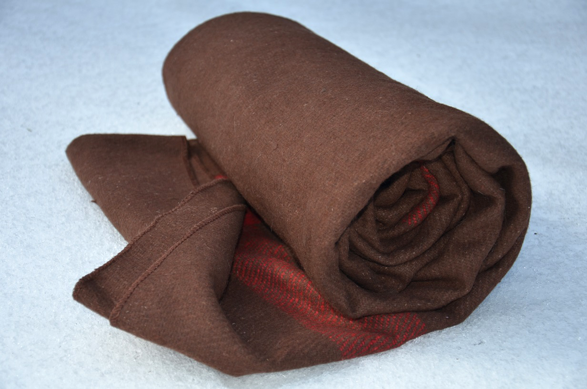 10 Survival Uses for a Wool Blanket