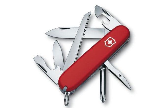 victorinox hiker swiss army knife