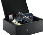 Handguns at Home: New DrawerVault Makes Security Easy