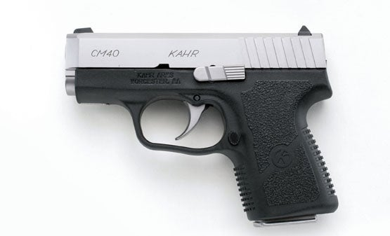 Kahr Arms Releases The New CM40 Concealed Carry Gun