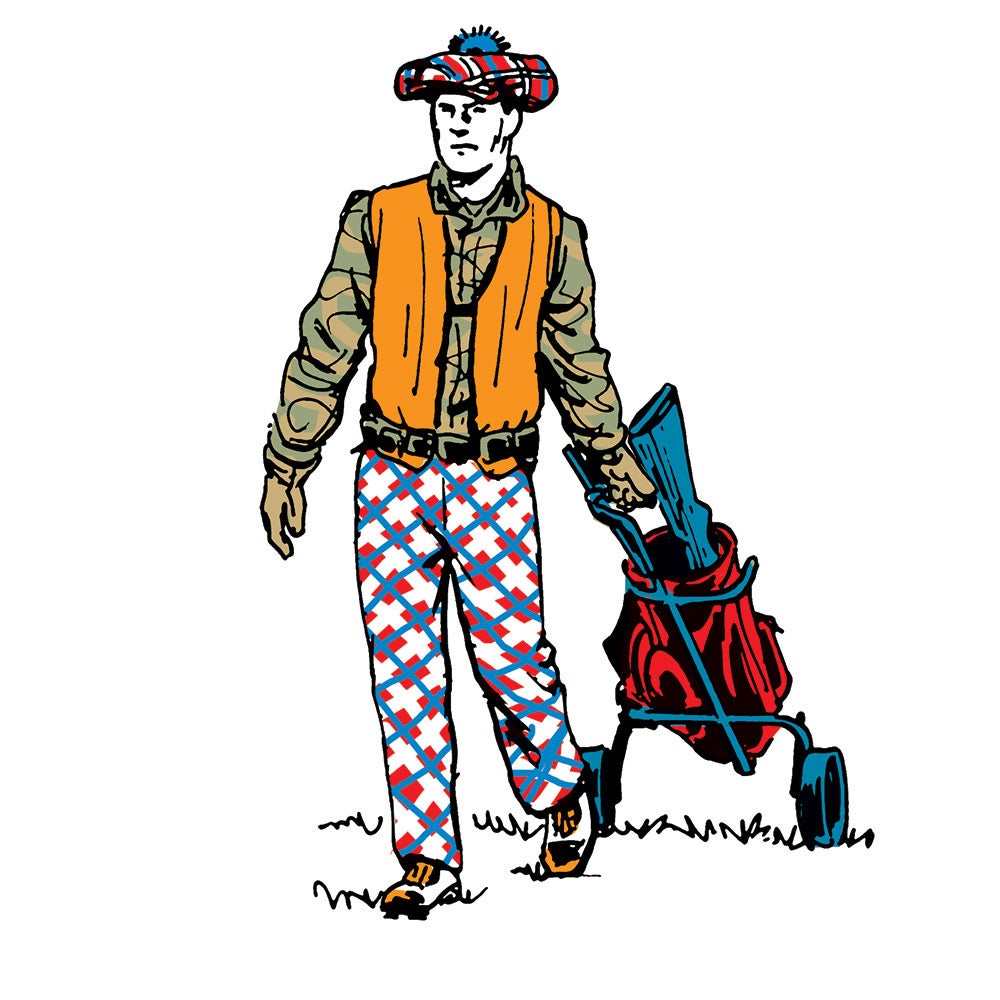 Golfing challenge