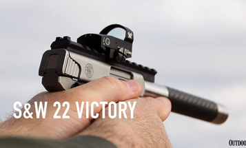 First Look: Smith & Wesson Victory
