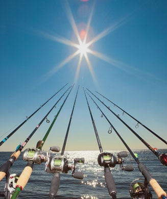 Best New Rods and Reels: Fishing Tackle Test 2014