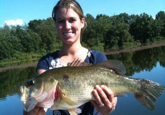 WI Angler Catches Potential State Record Bass, Lets it Go