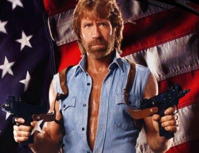 Give Us Your Best Chuck Norris Line, Win An ArmaLite Upper